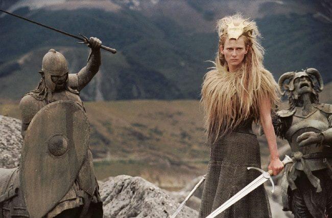 Хроники Нарнии: Лев, Колдунья и волшебный шкаф»
