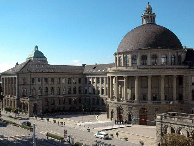 Швейцарский федеральный технологический институт в Цюрихе