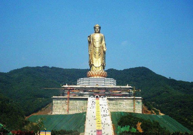 Будда Весеннего Храма