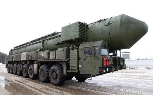 РТ-2ПМ2 «Тополь-М»