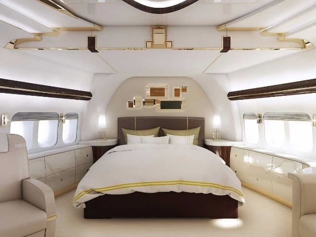 Boeing 747– 8 VIP
