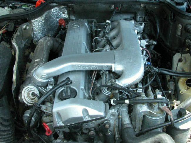 Mersedes-Benz OM602