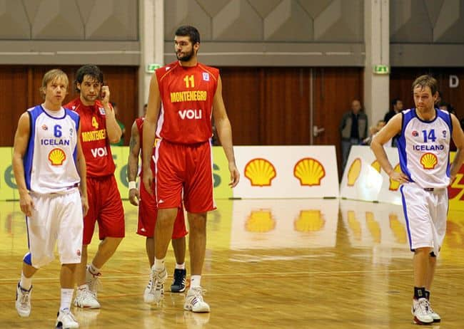 Самые высокие баскетболисты в мире