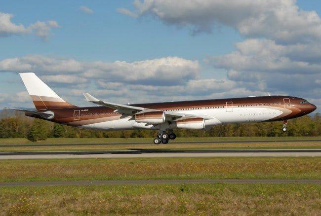 Airbus A340-300 Custom