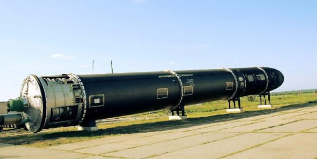 «Сатана» SS-18 (Р-36М)