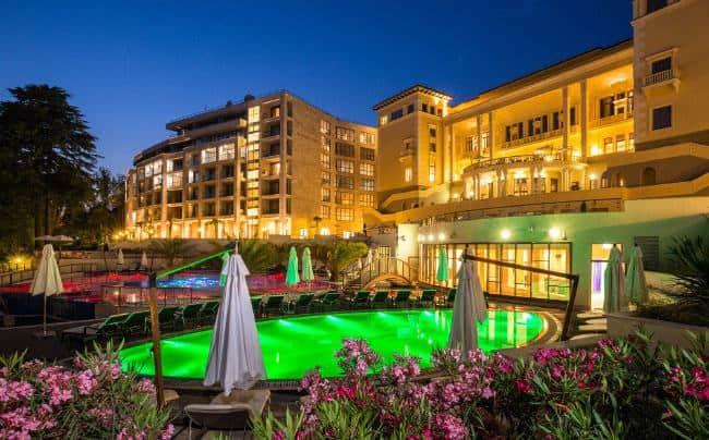 Swisotell Resort Сочи Камелия
