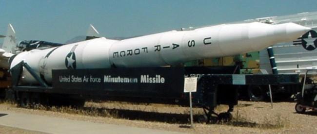 Minuteman LGM-30G