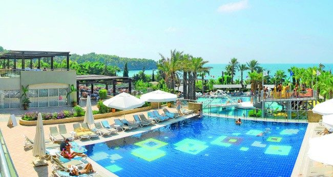 Aska Buket Resort & Spa