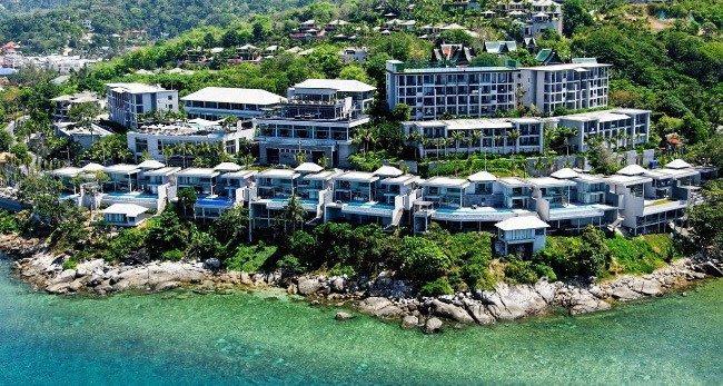 Cape Sienna Phuket Hotel
