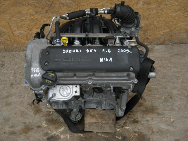Suzuki DOHC «М»