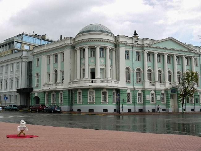 Нижегородская гос. мед. академия