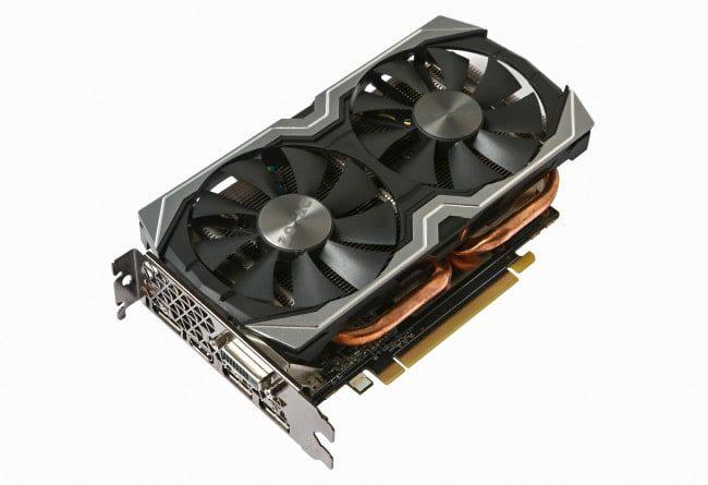 Zotac GeForce GTX 1060 AMP! 6GB GDDR5
