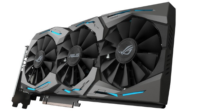 ASUS ROG Strix GeForce GTX 1080