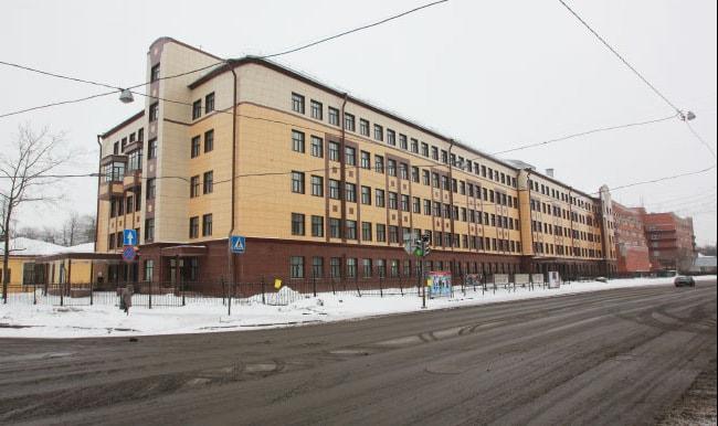 Санкт-Петербургский гос. педиатрический мед. университет