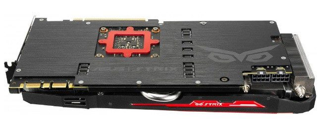 Asus GeForce GTX 980 Ti STRIX III