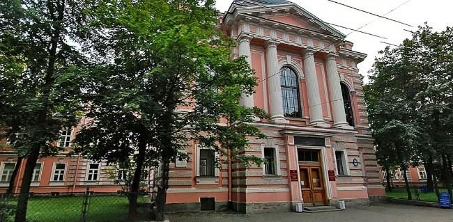 Северо-Западный гос. мед. университет им. И. И. Мечникова