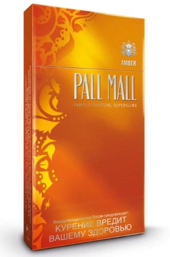 Pall Mall Amber