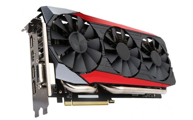 Asus Radeon R9 Fury Strix 4GB HBM