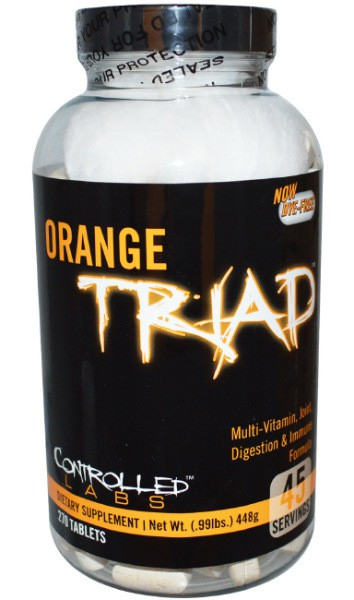 Orange Triad Controlled Labs