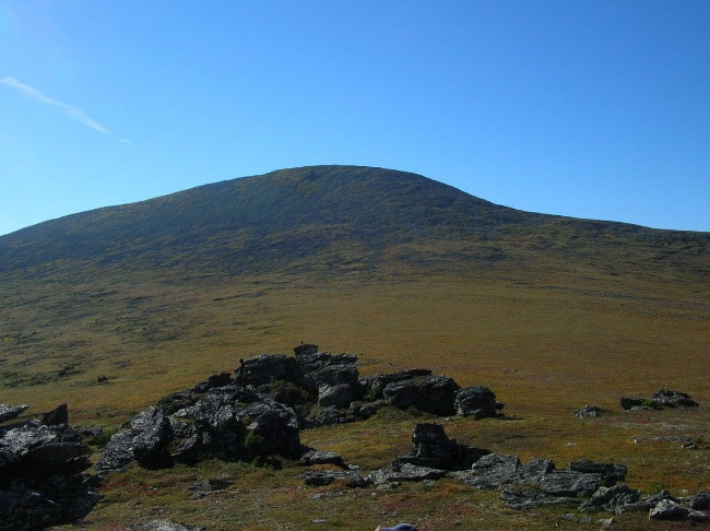 Гора Мертвецов