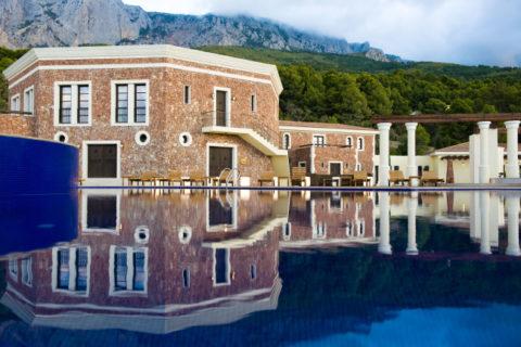Лучшие отели Крыма 5 звезд