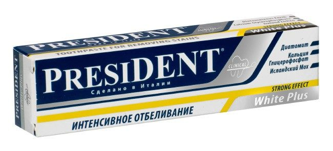 President White +