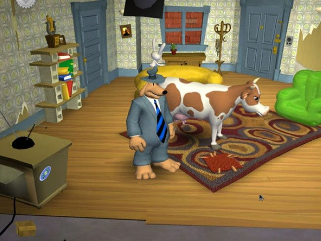 Sam & Max: Season One — Save the World