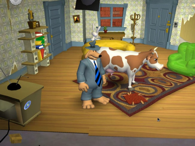 Sam & Max: Season One — Save the World