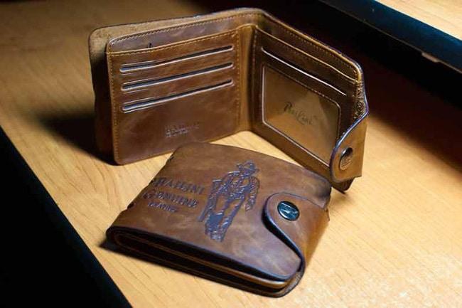 Подарочное портмоне или бумажник
