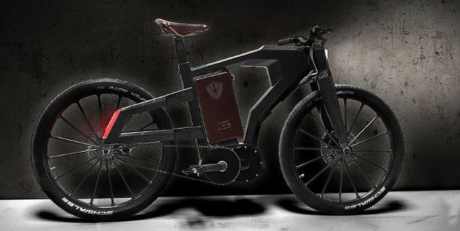 Black Trail от PG-Bikes