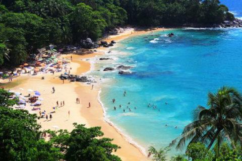 Лучшие пляжи Тайланда