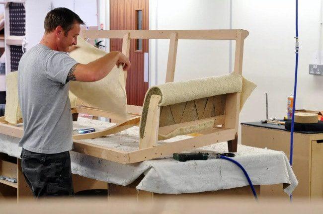 Производство мебели на дому