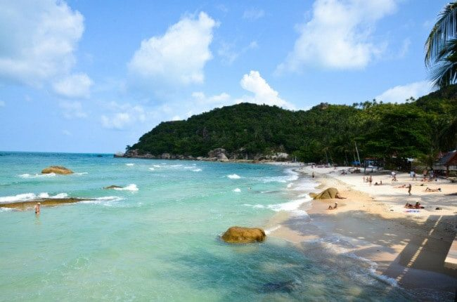 Пляж Тонг Такиан