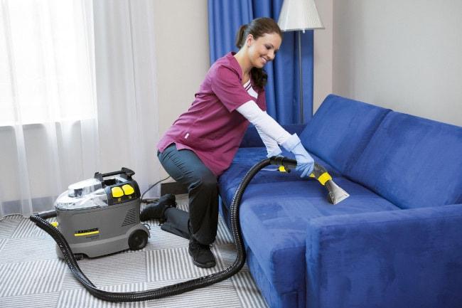 бизнес по химчистке мягкой мебели и ковров