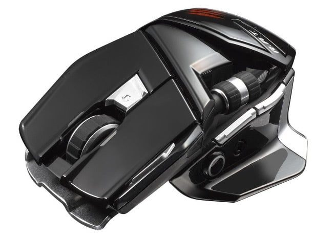 Mad Catz R.A.T.9 Wireless Gaming Mouse Gloss
