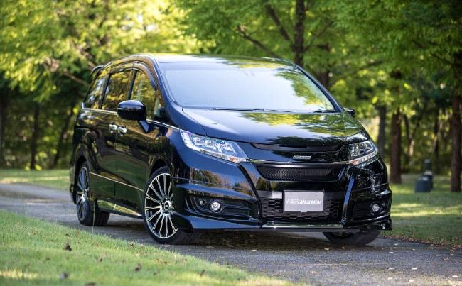 Honda Odyssey Mugen авто