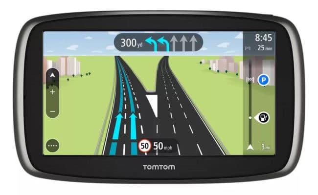 TomTom Start 50M GPS