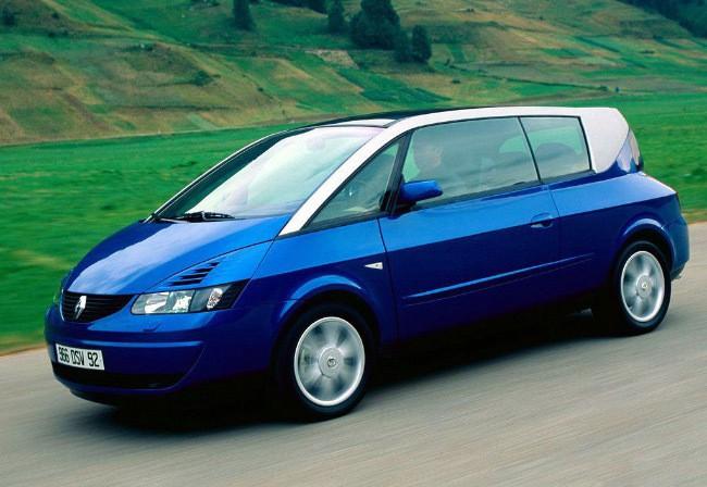 Renault Avantime авто