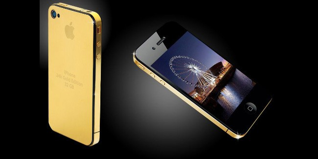 Supreme Goldstriker iPhone 3G телефон