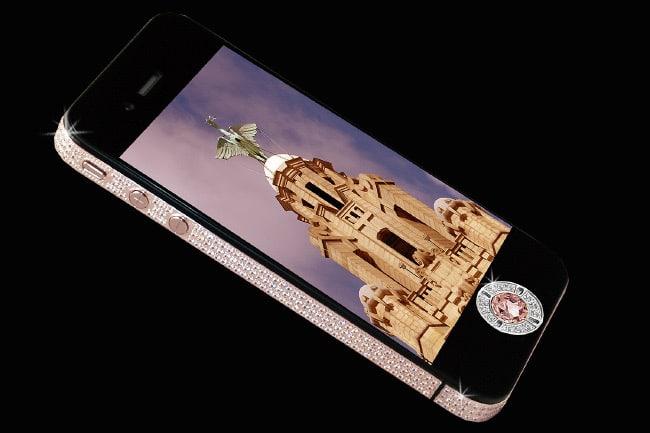 IPhone 3G King's Button телефон