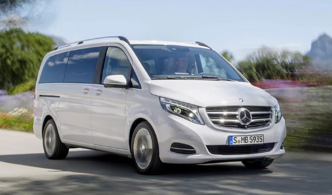 Mercedes-Benz V-Class авто
