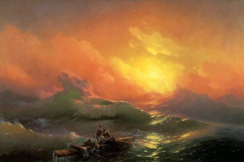 Самые известные картины Айвазовского