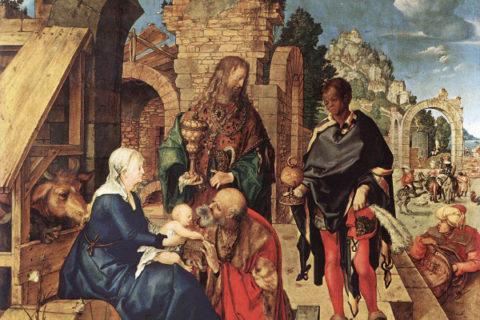 Самые известные картины Альбрехта Дюрера