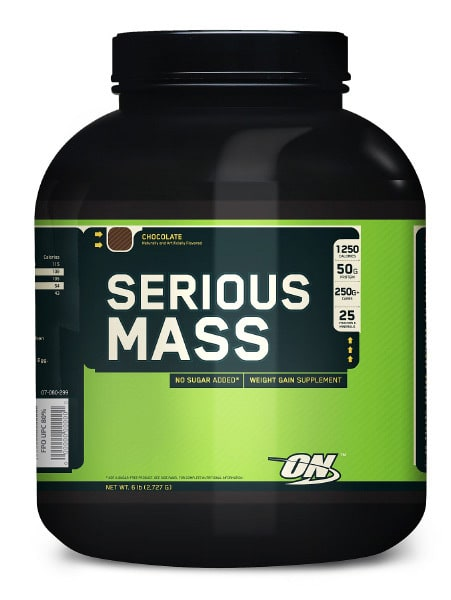 Serious Mass от Optimum Nutrition гейнер