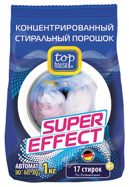 Top House Super Effect порошок