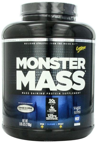 Monster Mass от Cyto Sport гейнер