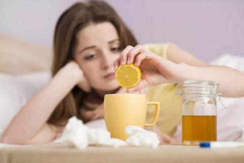 средства от гриппа и простуды