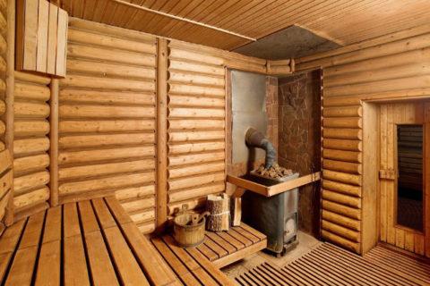 Рейтинг печей для бани на дровах