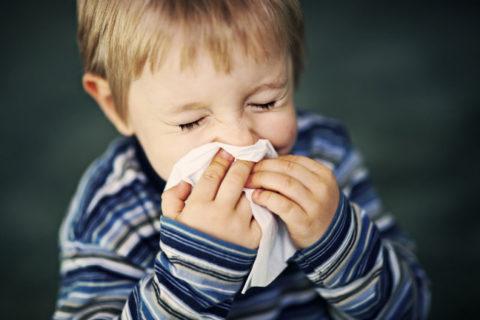 Лучшие средства от насморка для детей