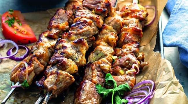 шашлык Классический рецепт из свинины